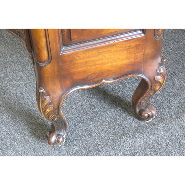 Mid 20th Century Victorian Style Commode For Sale - Image 5 of 11