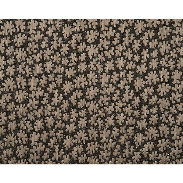 Hinson for the House of Scalamandre Joanna Fabric in Charcoal For Sale