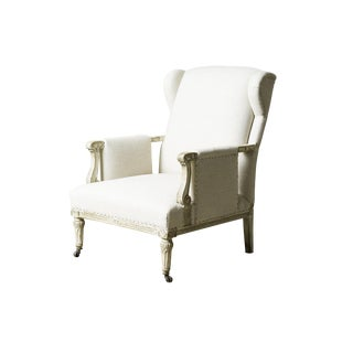 Modern Wolfgang Wing Chair For Sale
