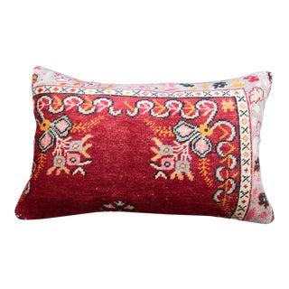 Turkish Handmade Lumbar Pillow For Sale