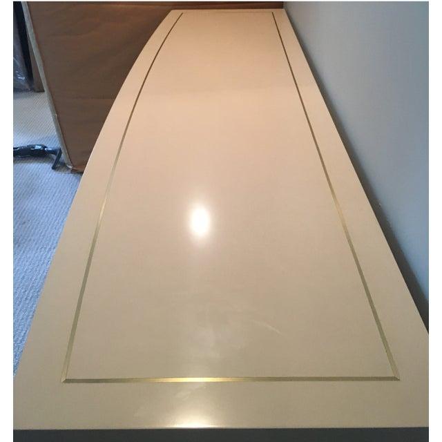 Traditional Bernhardt Salon Dresser in Alabaster Finish For Sale - Image 3 of 4