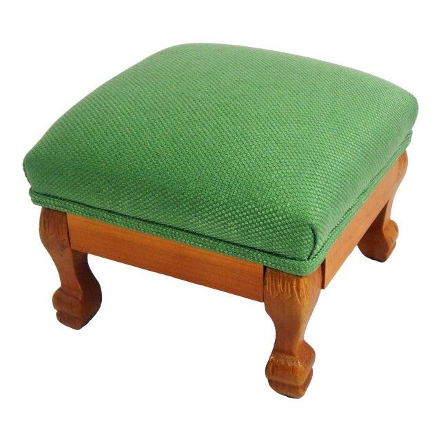 Peachy Antique Pine Foot Stool Squirreltailoven Fun Painted Chair Ideas Images Squirreltailovenorg
