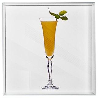 'Shamrock Royale' Limited-Edition Cocktail Portrait Photograph For Sale