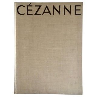 """Cezanne""-Phaidon Publisher, Paris-1948 For Sale"