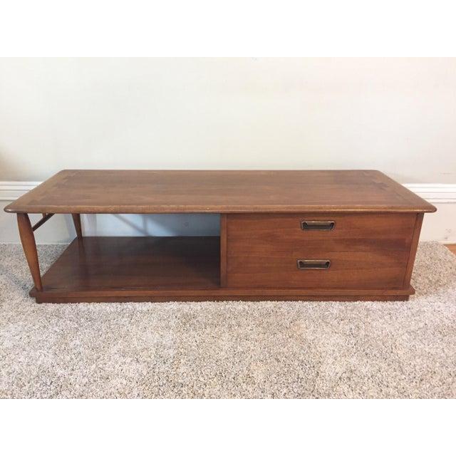 Lane Acclaim Wood Coffee Table Chairish
