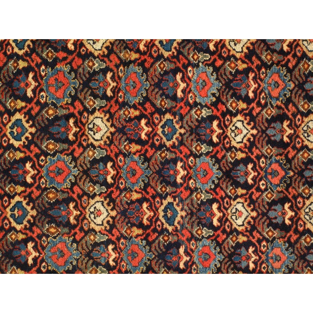"Islamic Pasargad Antique Persian Sultanabad Rug - 10′3″ × 17'4"" For Sale - Image 3 of 5"