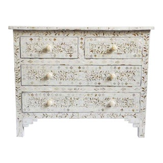 Mother of Pearl Inlay Dresser