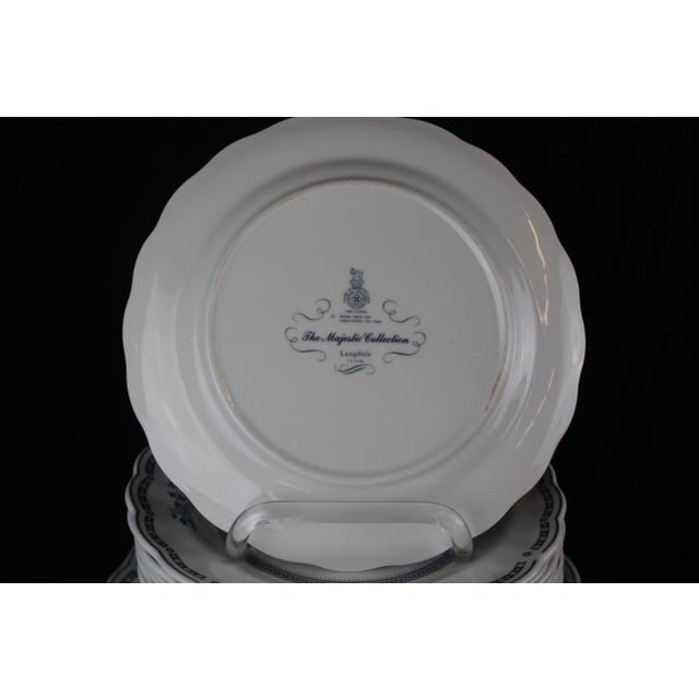 Royal Doulton Royal Doulton of England Traditional Dinner China - 60 Pieces For Sale - Image 4 of 10