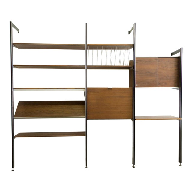 George Nelson for Herman Miller CSS Wall Unit For Sale