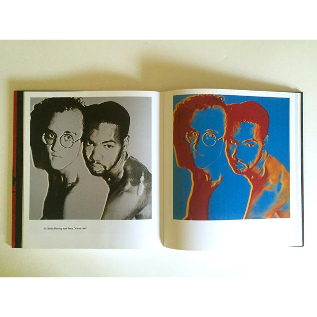 """"""" Andy Warhol Portraits """" Rare 1st Edtn Vintage 1993 Iconic Collector's Volume Hardcover Book For Sale In Kansas City - Image 6 of 13"""