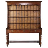 Image of Mid-19th Century English Pine Dresser For Sale