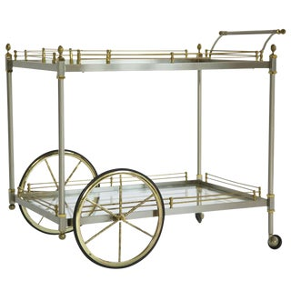 Italian Bar Cart For Sale