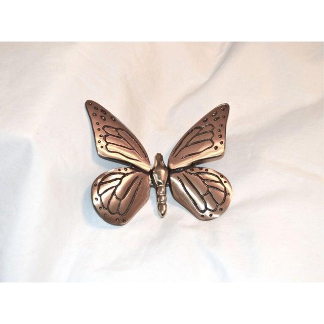 Black & Gold Butterfly Healy Door Knocker - Image 8 of 9