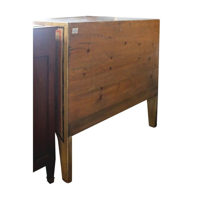 Gustavian 3-Drawer Chest - Image 5 of 5