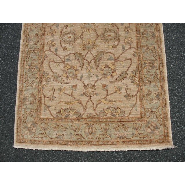Traditional Hand Knotted Area Rug - 4′2″ × 6′4″ - Image 5 of 8
