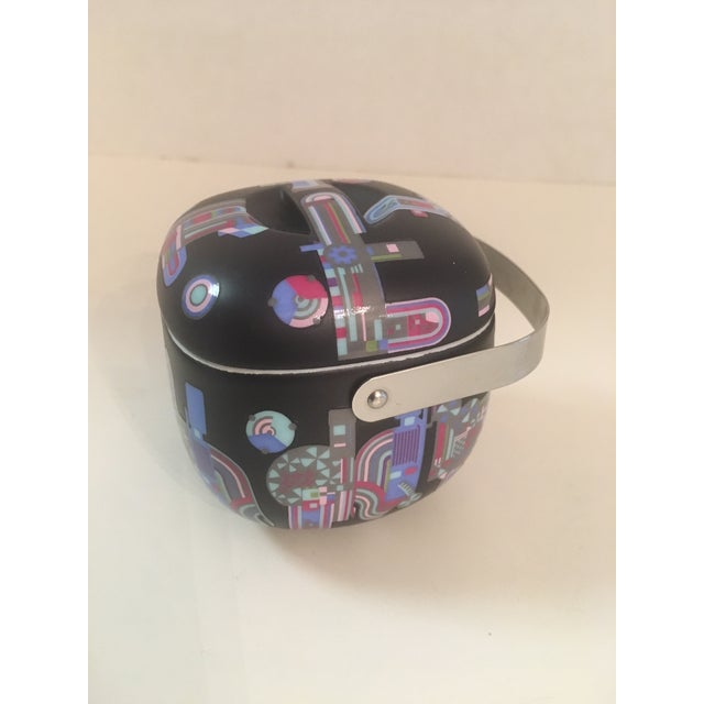 Abstract Rosenthal Studio Line 'Suomi' Ceramic Box, Numbered For Sale - Image 3 of 7
