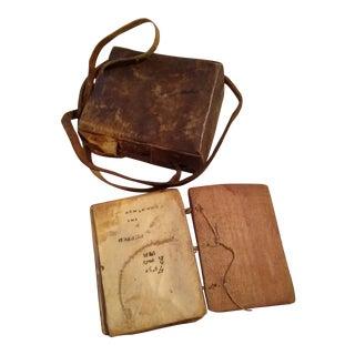 Antique Ethiopian Coptic Bible For Sale