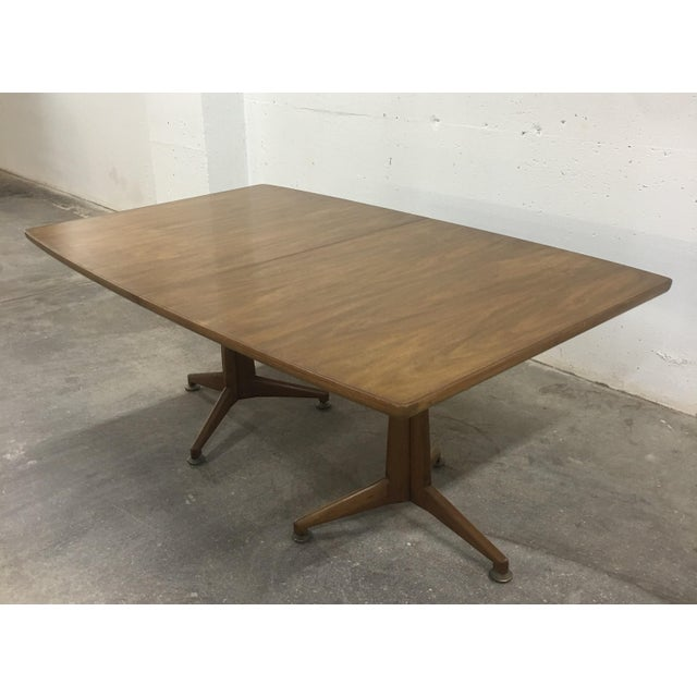 1960s John Widdicomb Mid-Century Dining Table & Chairs - Set of 9 For Sale - Image 5 of 13