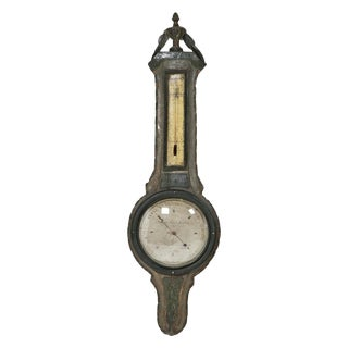 19th Century French Barometer For Sale