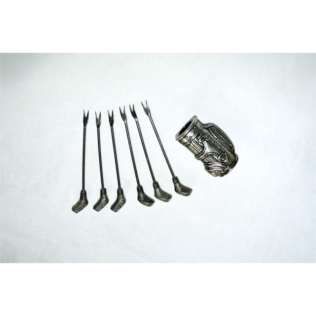 Golf Clubs in Bag Appetizer Picks - Image 5 of 9