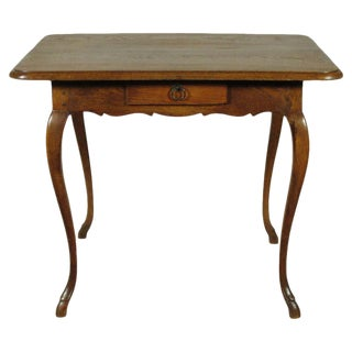 German Rococo Side Table For Sale