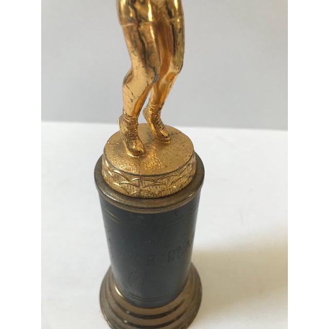 Vintage Basketball Trophy - Image 6 of 9