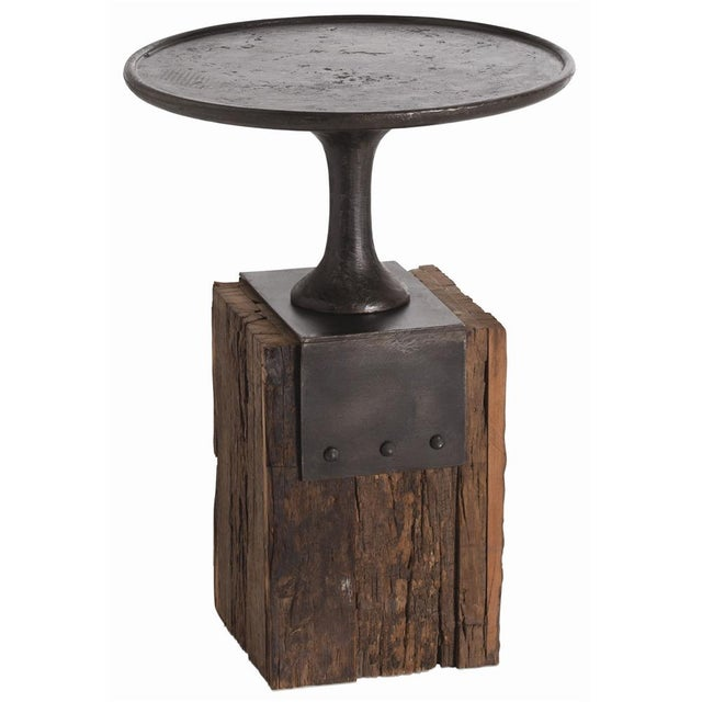 Arteriors Home Anvil Occasional Table - Image 1 of 4