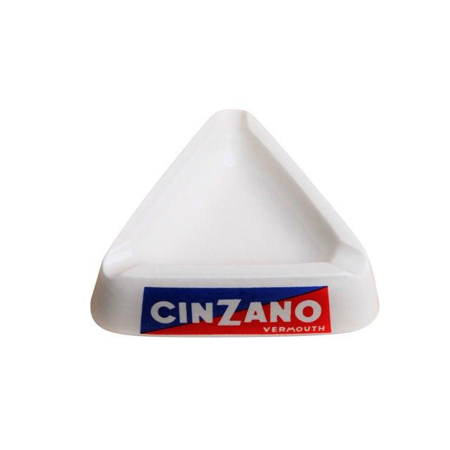 Cinzano Vermouth Ceramic Italian Ashtray - Image 3 of 5