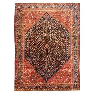 "Apadana - Antique Persian Malayer Rug, 14' X 19'8"""