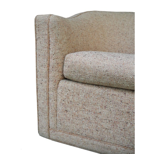 Mid 20th Century Ward Bennett Style Chair and Sofa by Benjamin Baldwin for Larsen Furniture For Sale - Image 5 of 13