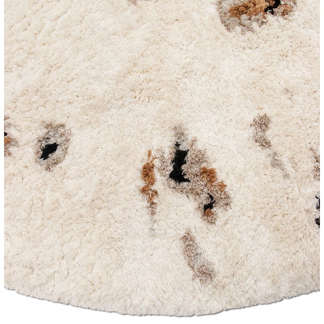 Oslo Shaggy Rug From Covet Paris For Sale - Image 4 of 5