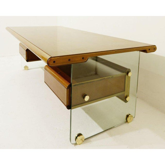 Italian Desk - 60s For Sale - Image 4 of 7