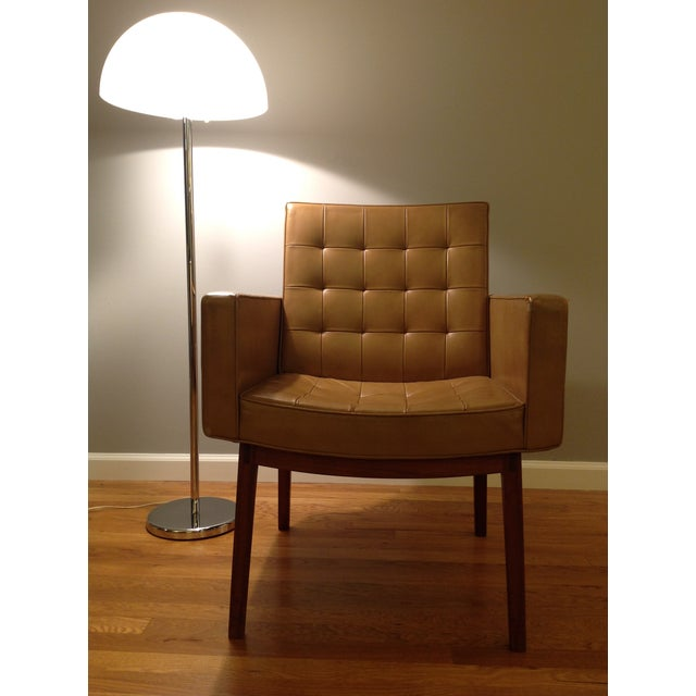 Vincent Cafiero Mid-Century Modern Armchair for Knoll For Sale In Saint Louis - Image 6 of 11