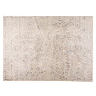 Stark Studio Rugs Traditional New Oriental Indian Wool Rug - 8′11″ × 12′3″ For Sale