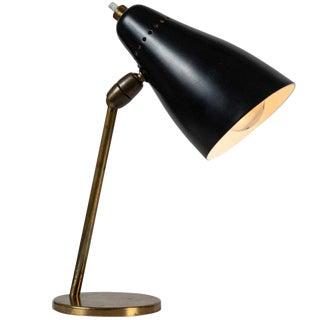 1950s Italian Giuseppe Ostuni Table Lamp For Sale