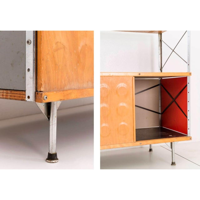 Charles and Ray Eames ESU 220-N For Sale - Image 9 of 11