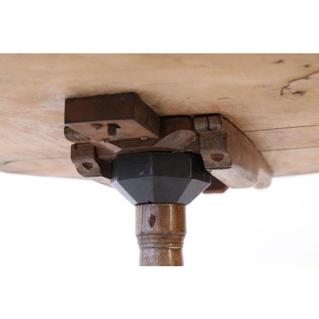 Italian Tilt-Top Table For Sale - Image 12 of 13