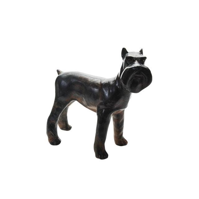 1920s Bronze Scottie Dog Sculpture - Image 1 of 9