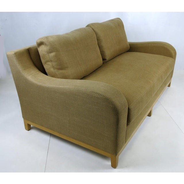 Traditional Nabab Sofa by Christian Liaigre For Sale - Image 3 of 5