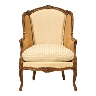 Antique French Louis XV Style Chair, circa 1880s