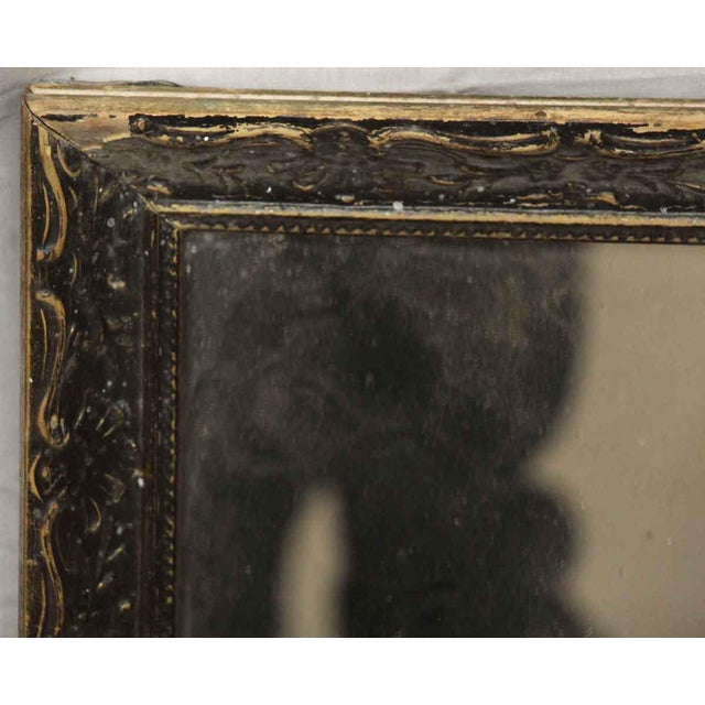 Traditional Ornate Wall Mirror For Sale - Image 3 of 4