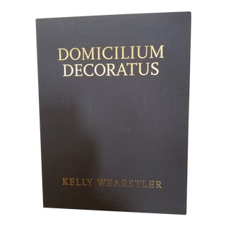 Boxed and Signed Domicilium Decoratus For Sale