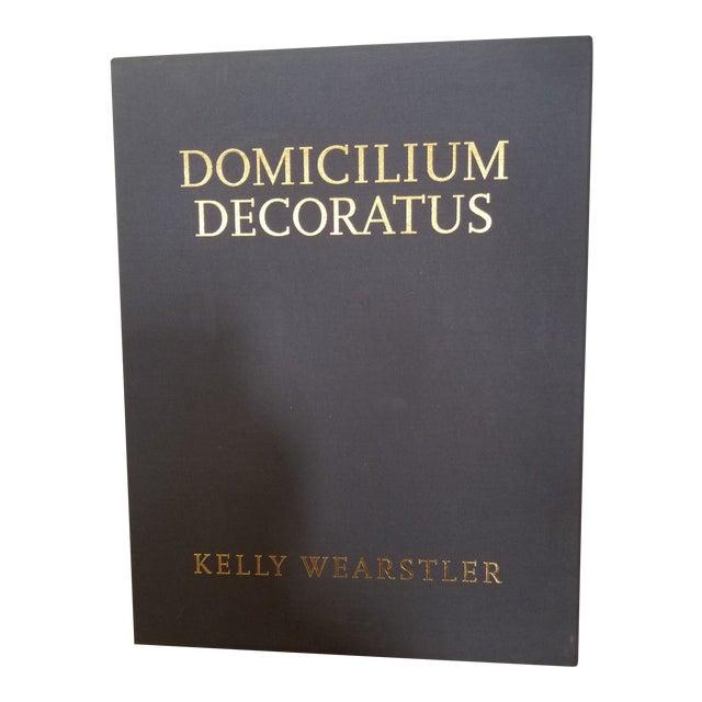 Boxed and Signed Domicilium Decoratus For Sale