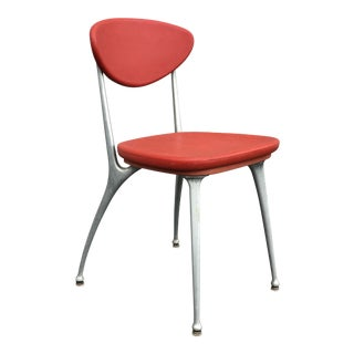 Vintage Mid Century Shelby Williams Gazelle Side Chair For Sale