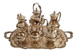 Image of Ornamental and Decorative Materials Tea Sets