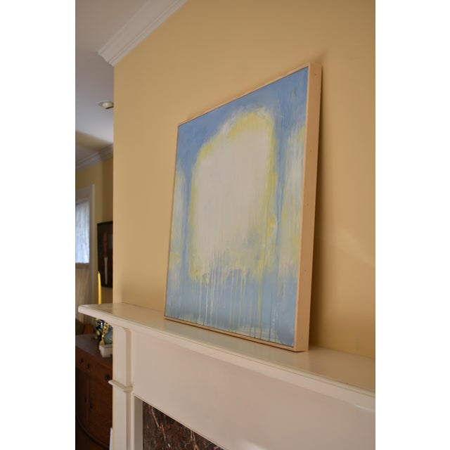 "2000s Stephen Remick ""Spring Equinox"" Abstract Painting For Sale - Image 5 of 10"