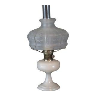 1930s Antique Aladdin Venetian Oil Gas Kerosene Lamp