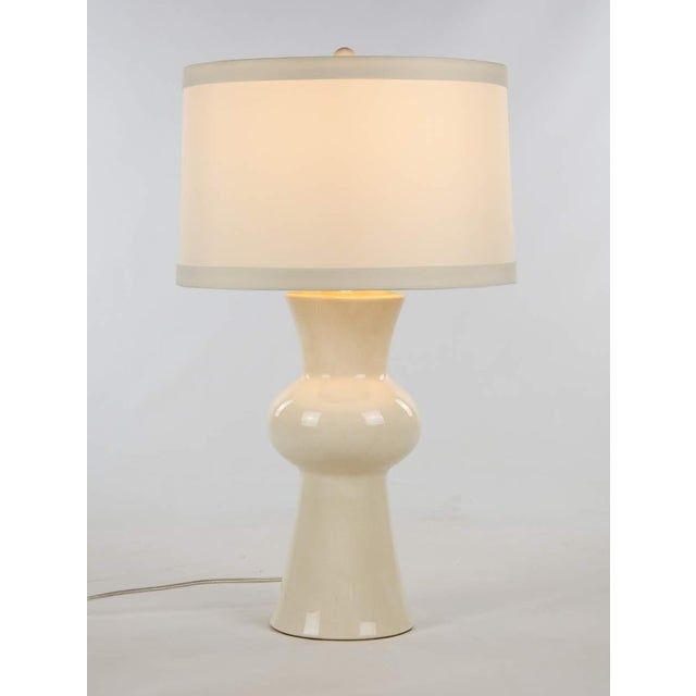 Gordon Porcelain Table Lamp For Sale - Image 10 of 10