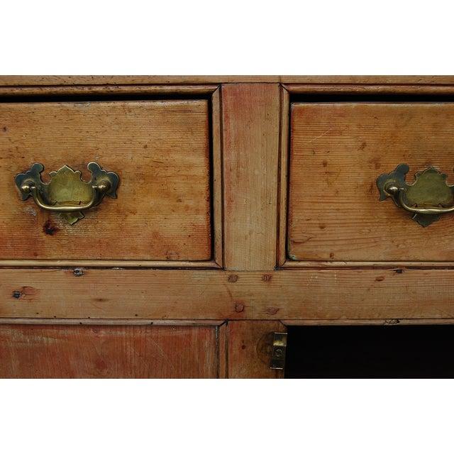 Elm amp Pine DresserVaisselier W Plate Rack 1790 Chairish