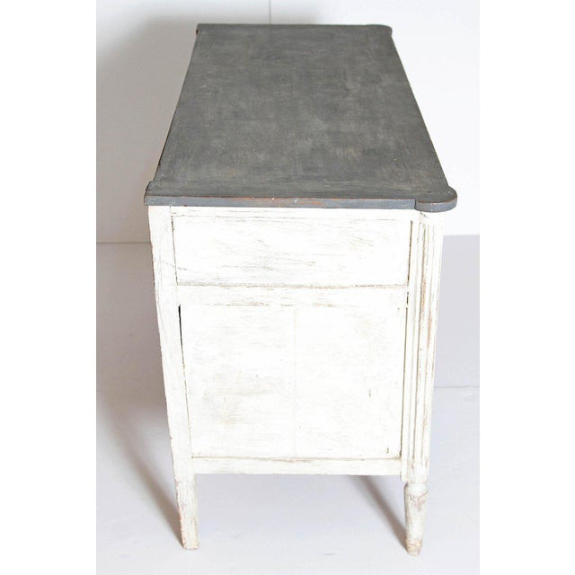 Antique French Louis XVI Style Chest of Drawers or Commode For Sale In Dallas - Image 6 of 13